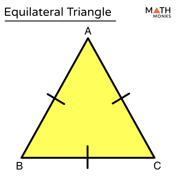 Equilateral Triangle: Definition, Properties, Formulas